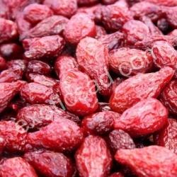 Сушеный кизил ягоды